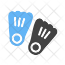 Swimming fins Icon