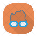 Swimming Glasses Icon
