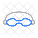 Glasses Diving Swimming Icon