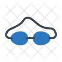 Glasses Swimming Snorkel Icon