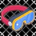 Swimming Glasses Scuba Glasse Sports Accessory Icon
