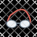 Swimming Glasses Icon