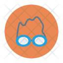 Swimming Glasses Glasses Swimming Icon