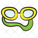 Swimming Goggles Eyewear Protective Eyewear Icon