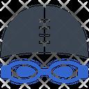 Swimming Goggles Pool Icon