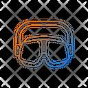 Swimming Goggles Goggles Equipment Icon