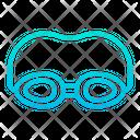 Swimming Goggles Icon