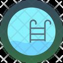 Swimming  Ladder Icon