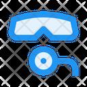 Swimming Mask Icon