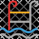 Swimming Pool Summer Icon