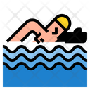 Pool Water Swimming Icon