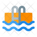 Pool Swimming Water Icon
