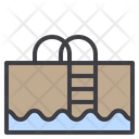 Swim Swimming Swimming Pool Icon
