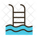Swimming Pool Swimming Pool Ladder Ladder Icon