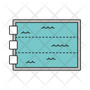 Swimming Pool Sport Game Icon