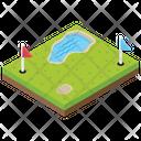 Swimming Pool Pool Cityscape Icon