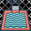 Swimming Pool Hotel Icon