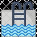 Pool Summer Swimming Icon