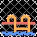 Pool Summer Beach Icon