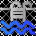 Swimming Pool Summer Pool Icon
