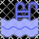 Swimming Pool Pool Fitness Icon