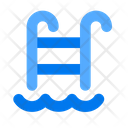 Swimming Pool Summer Holiday Icon
