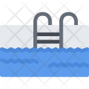 Swimming Pool Ladder Icon