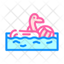 Pool Party Event Icon