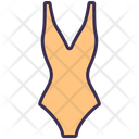 Outfit Clothes Swimming Icon