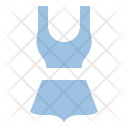 Swimming Suit Pants Icon