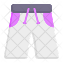 Swimming Trunks Pants Shorts Icon