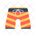 Swimming Trunks Shorts Icon