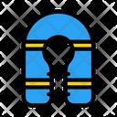 Swimming Tube Adventure Icon