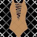 Swimsuit Female Swimwear Icon