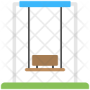 Swing Rope Hanging Icon