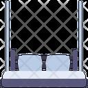 Bed Swing Sleep Icon