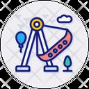 Swing Boat Icon
