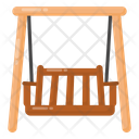 Swing Chair Icon