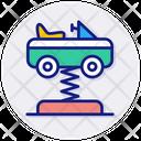 Swing Ride Icon