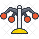 Swing Ride Chair Icon