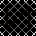 Swip Arrow Icon
