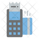 Fintech Credit Card Icon