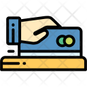 Credit Online Card Icon