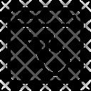 Swipe Left Swipe Webpage Icon