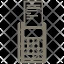 Machine Swipe Atm Icon
