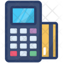 Swap Machine Card Transaction Edc Machine Icon