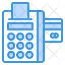 Payment Swipe Machine Swipe Card Icon
