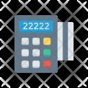 Machine Swipe Payment Icon
