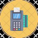 Edc Machine Credit Card Icon