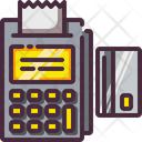 Credit Card Debit Card Electronics Icon